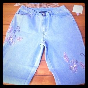Crosssstretch jeans